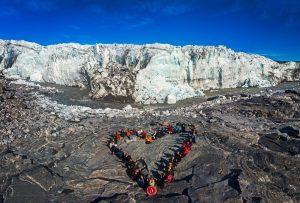 2018 Big Ice Peace Pledge Project
